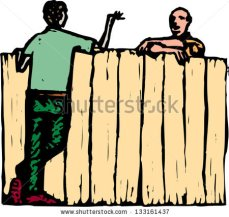 stock-vector-vector-illustration-of-male-neighbors-talking-over-fence-133161437